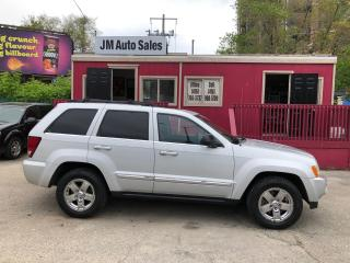 Used 2007 Jeep Grand Cherokee Limited for sale in Toronto, ON