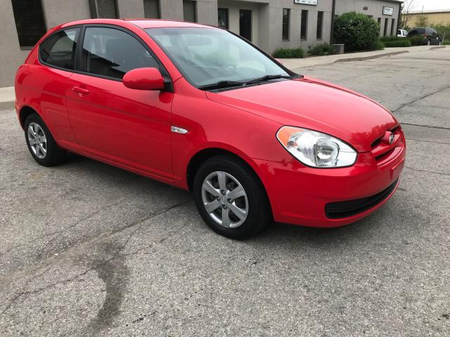 2008 Hyundai Accent 3dr HB Man GL with A/C,CERTIFIED,LOW MILEAGE!!
