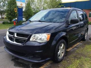 Used 2011 Dodge Grand Caravan SXT for sale in Drummondville, QC