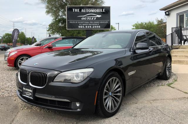 2012 BMW 750i 750i xDrive AWD NAVI BACK-UP