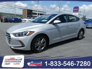 Used 2017 Hyundai Elantra 4 porte,GL for sale in St-Georges, QC