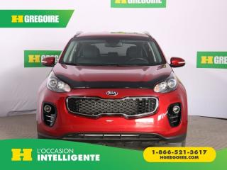 Used 2018 Kia Sportage EX AWD CUIR GR ELECT for sale in St-Léonard, QC
