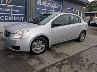 Used 2007 Nissan Sentra 2,0 for sale in Boisbriand, QC