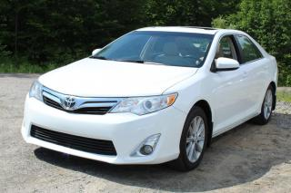 Used 2012 Toyota Camry Berline 4 portes I4, boîte automatique, for sale in Shawinigan, QC