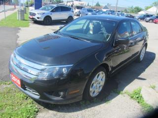 Used 2010 Ford Fusion SE for sale in Hamilton, ON