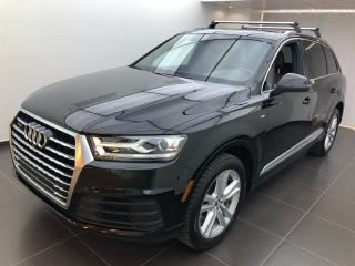Used 2017 Audi Q7 3.0T Progressiv for sale in Sherbrooke, QC