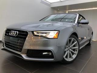Used 2015 Audi A5 Progressiv for sale in Sherbrooke, QC