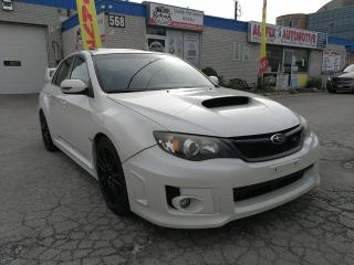Used 2011 Subaru Impreza Accident Free | Sunroof | Navigation | Bluetooth for sale in Oakville, ON
