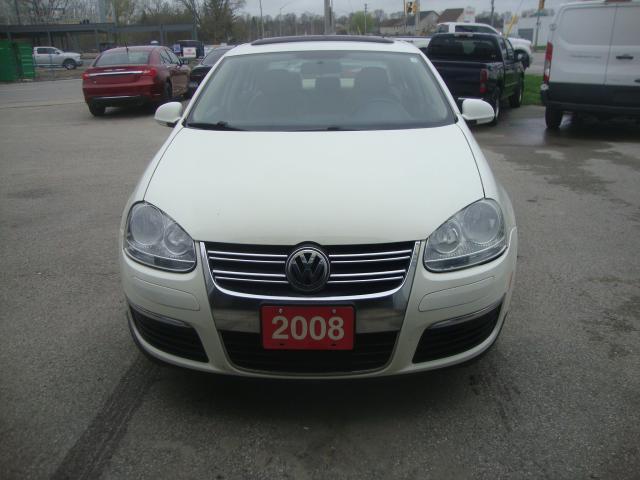 2008 Volkswagen Jetta Trendline