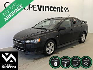 Used 2012 Mitsubishi Lancer Se Gar. 10 Ans for sale in Shawinigan, QC