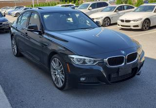 Used 2016 BMW 328 xDrive for sale in Dorval, QC