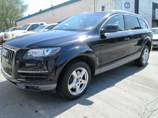 Used 2010 Audi Q7 Premium quattro 3.6L 7 seats with Navigation. for sale in Toronto, ON