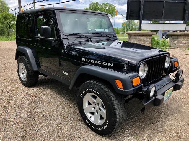 2004 Jeep TJ Rubicon only 167500 km