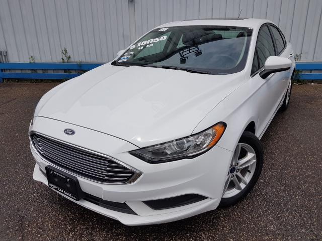 2018 Ford Fusion SE *SUNROOF*