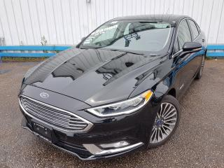 Used 2018 Ford Fusion Titanium HYBRID *NAVIGATION* for sale in Kitchener, ON