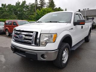 Used 2010 Ford F-150 Cabine Super 4RM for sale in Laval, QC