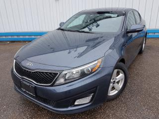 Used 2015 Kia Optima LX *HEATED SEATS* for sale in Kitchener, ON