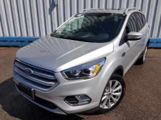 Used 2018 Ford Escape 4WD TITANIUM *NAVIGATION* for sale in Kitchener, ON