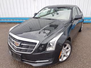 Used 2015 Cadillac ATS 2.0T AWD *LEATHER* for sale in Kitchener, ON