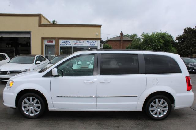 2014 Chrysler Town & Country Touring Sunroof Leather