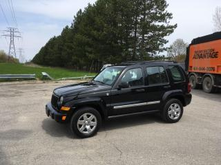 Used 2007 Jeep Liberty Sport for sale in Scarborough, ON