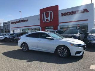 Used 2019 Honda Insight Touring CVT - Navigation - Sunroof - $232 B/W for sale in Campbell River, BC