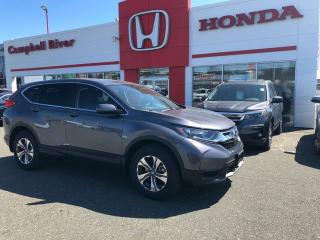 New 2019 Honda CR-V LX for sale in Campbell River, BC