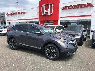 New 2019 Honda CR-V Touring for sale in Campbell River, BC