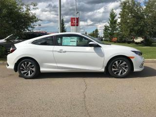 Used 2019 Honda Civic COUPE LX Back Up Camera Heated Seats for sale in Red Deer, AB