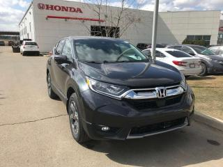New 2019 Honda CR-V EX-L Back Up Cam Heated Seats Sunroof for sale in Red Deer, AB