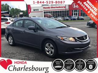 Used 2015 Honda Civic LX **AUTOMATIQUE**53 244 KM** for sale in Charlesbourg, QC