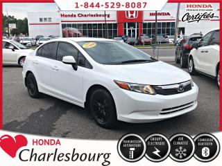 Used 2012 Honda Civic LX **AUTOMATIQUE**97 737 KM** for sale in Charlesbourg, QC