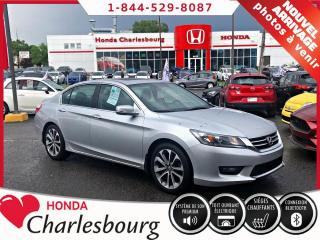 Used 2015 Honda Accord SPORT *AUTOMATIQUE* for sale in Charlesbourg, QC
