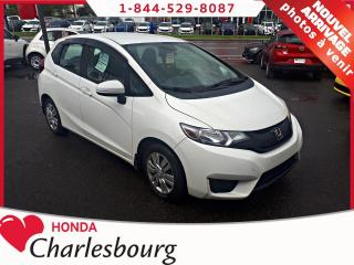 Used 2015 Honda Fit LX**AUTOMATIQUE** for sale in Charlesbourg, QC