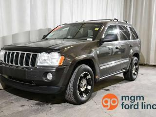 Used 2006 Jeep Grand Cherokee Limited for sale in Red Deer, AB