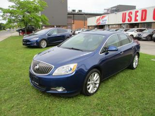 Used 2013 Buick Verano Comfort ~ BACKUP CAM. ~ BLUETOOTH ~ LOW KM for sale in Toronto, ON