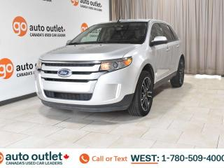 Used 2014 Ford Edge ONE OWNER!!!! SEL, AWD, POWER WINDOWS & SEATS, STEERING WHEEL CONTROLS, CRUISE CONTROL, A/C, HEATED FRONT SEATS, AM/FM RADIO, SATELLITE RADIO, BLUETOOTH, BACKUP CAMERA for sale in Edmonton, AB
