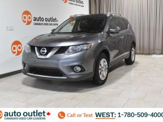 Used 2014 Nissan Rogue SV, AWD, POWER WINDOWS, STEERING WHEEL CONTROLS, CRUISE CONTROL, AM/FM RADIO, SATELLITE RADIO, A/C, NAVIGATION, BACKUP CAMERA for sale in Edmonton, AB