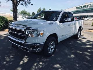 New 2019 RAM 1500 Big Horn for sale in Richmond, BC