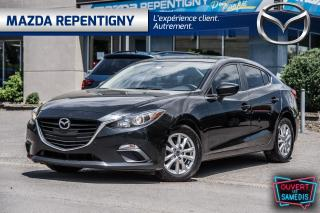 Used 2016 Mazda MAZDA3 Gs Caméra Recul for sale in Repentigny, QC