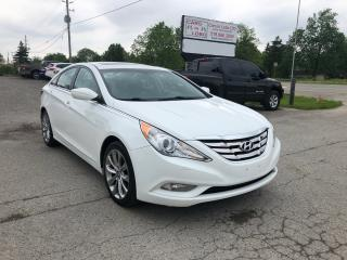 Used 2013 Hyundai Sonata SE LEATHER for sale in Komoka, ON