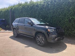 New 2019 Jeep Grand Cherokee High Altitude for sale in Surrey, BC