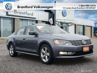 Used 2015 Volkswagen Passat Comfortline 2.0 TDI 6sp for sale in Brantford, ON