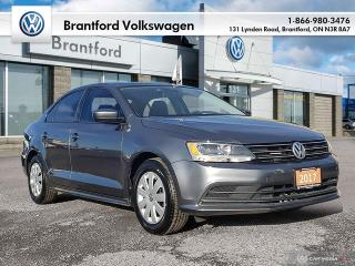 Used 2017 Volkswagen Jetta Sedan Trendline plus 1.4T 6sp at w/Tip for sale in Brantford, ON