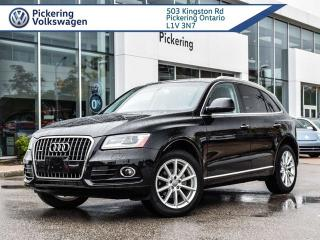 Used 2016 Audi Q5 2.0L TECHNIK!! LOADED!! for sale in Pickering, ON