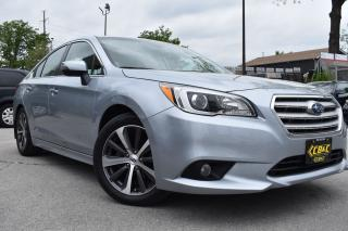 Used 2015 Subaru Legacy 2.5i w/Limited & Tech Pkg for sale in Oakville, ON