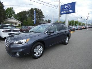 Used 2015 Subaru Outback Familiale CVT 5 portes 2.5i PZEV for sale in Victoriaville, QC