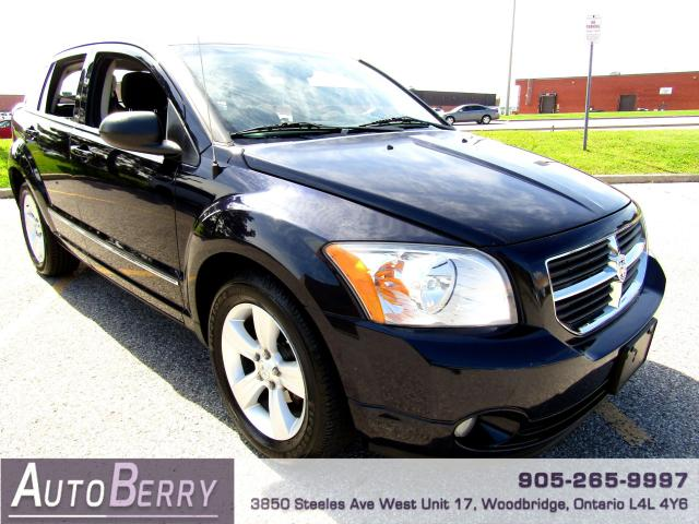 2011 Dodge Caliber SXT - 2.0L - FWD
