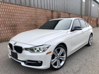 Used 2014 BMW 3 Series 328i xDRIVE-SPORT PKG-NAVI-360 CAMERAS-BLIND SPOT for sale in Toronto, ON