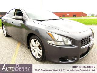 Used 2011 Nissan Maxima 3.5L - SV for sale in Woodbridge, ON